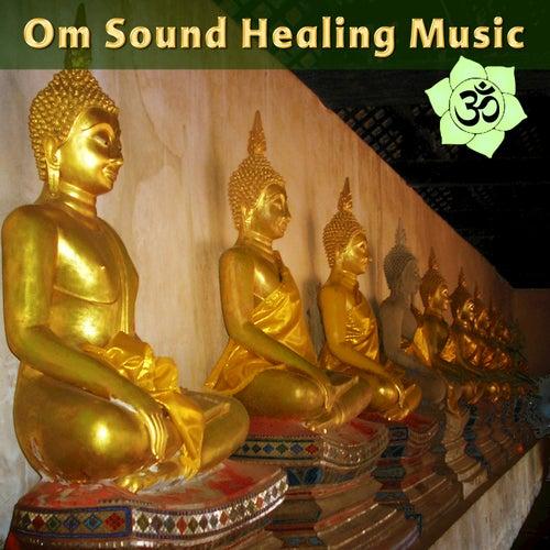 Om Sound Healing Music: Tibetan & Crystal Bowls with Deep Mantras for Yoga de Various Artists