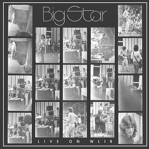Live on WLIR de Big Star