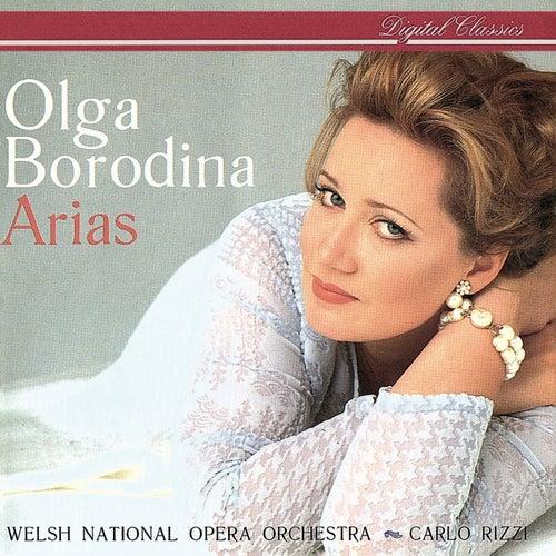 Arias von Olga Borodina
