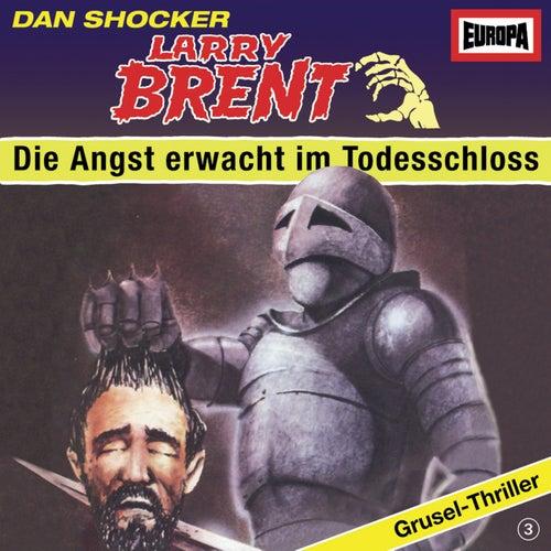 03/Die Angst erwacht im Todesschloss by Larry Brent