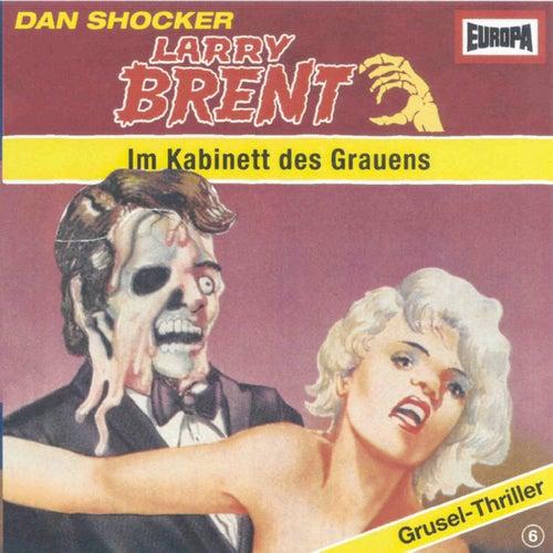 06/Im Kabinett des Grauens by Larry Brent