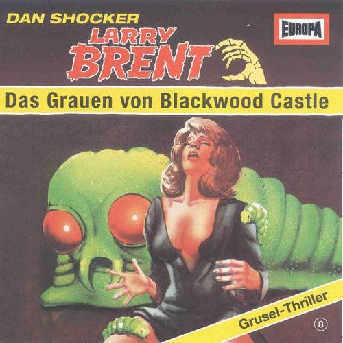 08/Das Grauen von Blackwood Castle by Larry Brent