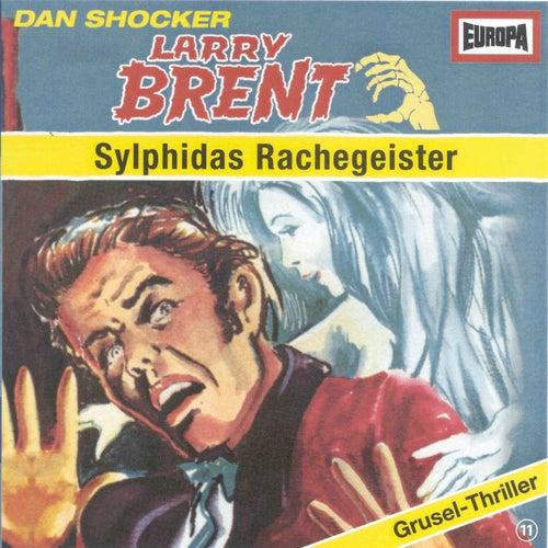 11/Sylphidas Rachegeister by Larry Brent
