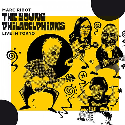 Live in Tokyo by Marc Ribot