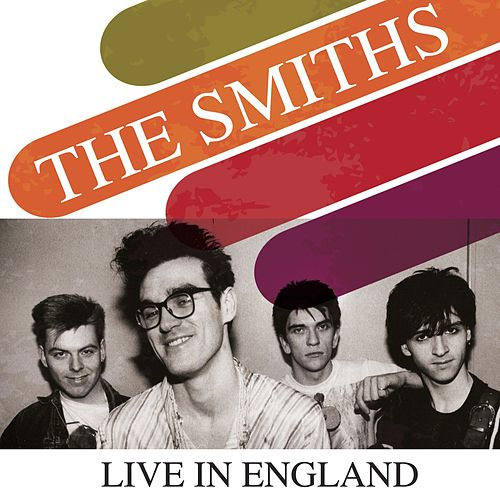 Live in England de The Smiths