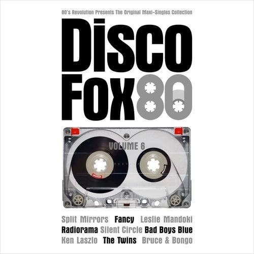 Disco Fox 80 Volume 6 von Various Artists