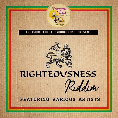 Righteousness Riddim by Various Artists