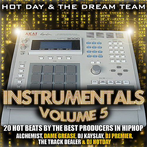 Insturmentals Vol 5 de Various Artists