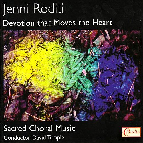 Devotion That Moves the Heart de Jenni Roditi