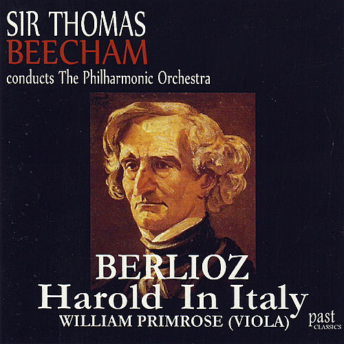 Berlioz: Harold in Italy von William Primrose