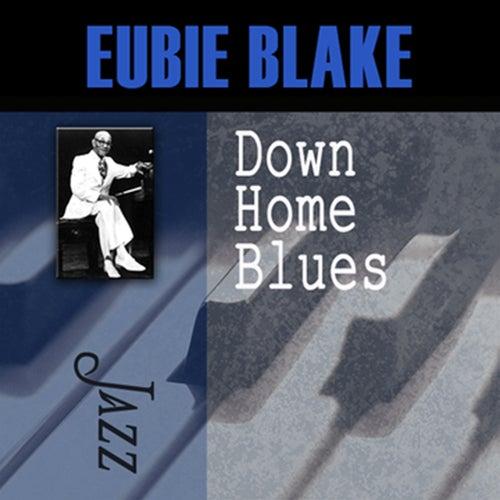 Down Home Blues de Eubie Blake