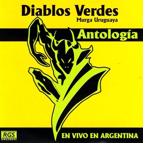 Antología: En Vivo En Argentina de Los Diablos Verdes