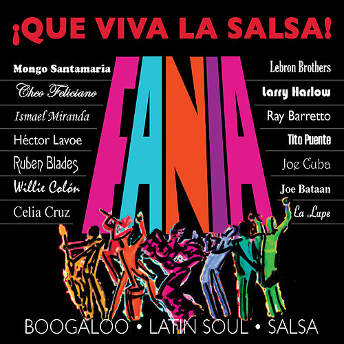 ¡Que Viva Salsa! by Various Artists