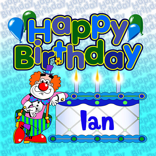 Happy Birthday Ian von The Birthday Bunch