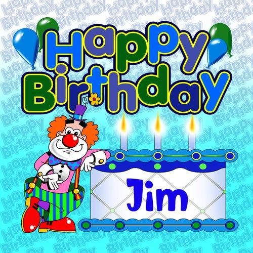 Happy Birthday Jim von The Birthday Bunch