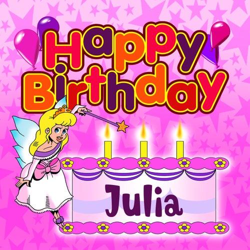 Happy Birthday Julia von The Birthday Bunch