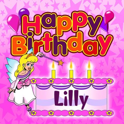 Happy Birthday Lilly von The Birthday Bunch