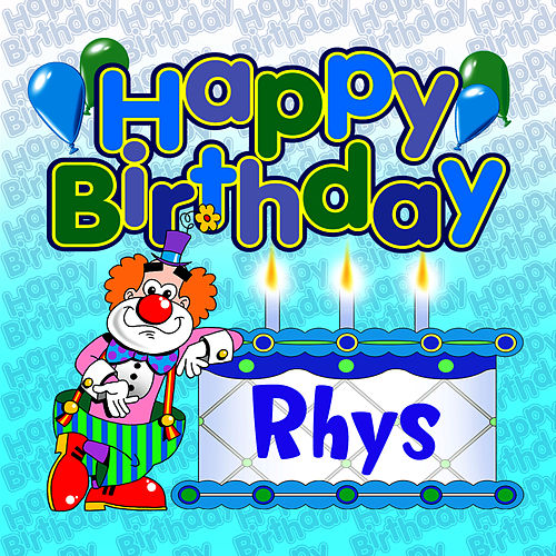 Happy Birthday Rhys von The Birthday Bunch