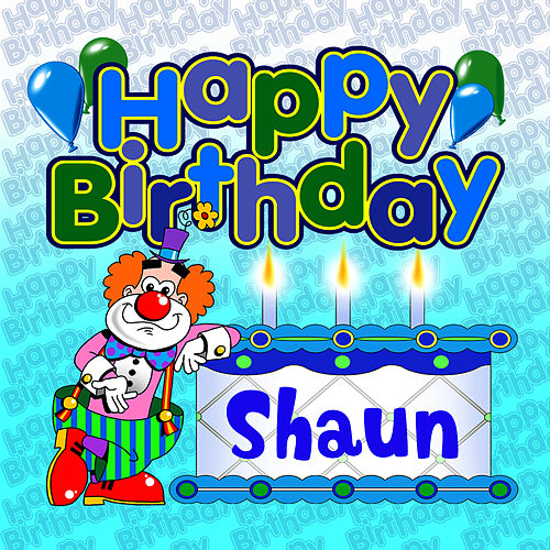 Happy Birthday Shaun von The Birthday Bunch