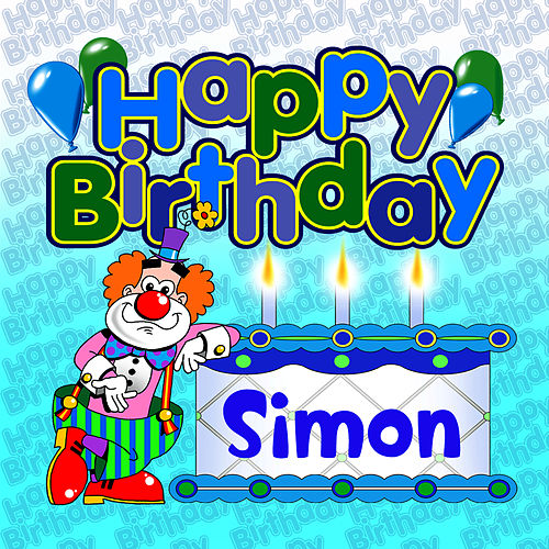 Happy Birthday Simon von The Birthday Bunch