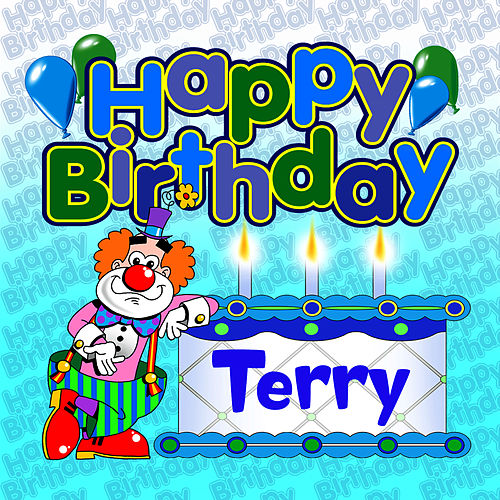 Happy Birthday Terry von The Birthday Bunch