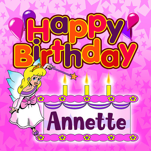 Happy Birthday Annette von The Birthday Bunch