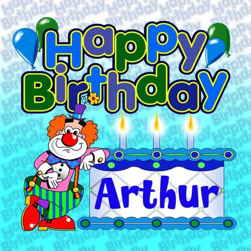 Happy Birthday Arthur von The Birthday Bunch