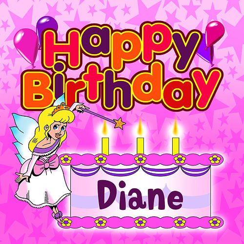Happy Birthday Diane von The Birthday Bunch