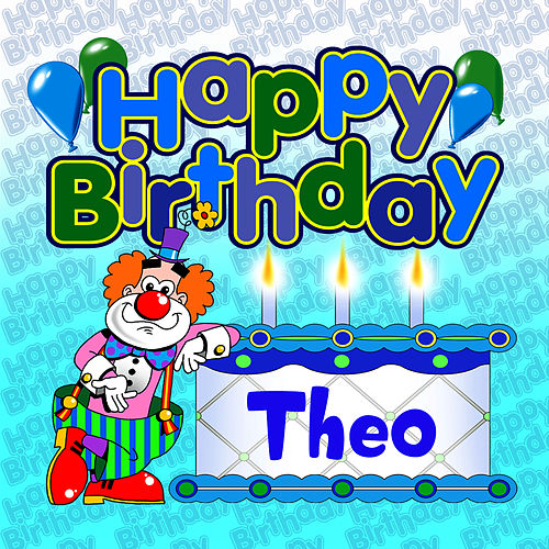 Happy Birthday Theo von The Birthday Bunch