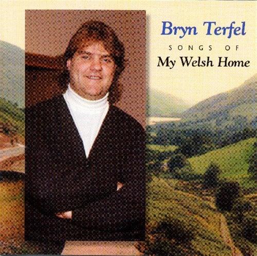 Songs Of My Welsh Home by Bryn Terfel