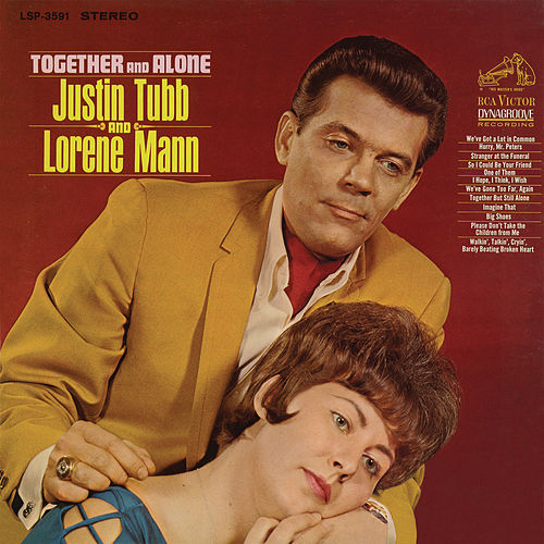 Together and Alone de Lorene Mann