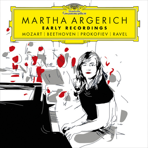 Early Recordings von Martha Argerich
