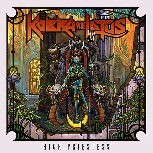 High Priestess by Kobra And The Lotus
