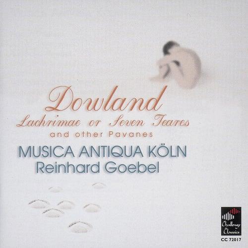 Lachrimae or Seven Teares de Musica Antiqua Köln