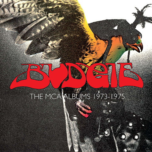 The MCA Albums 1973 - 1975 de Budgie