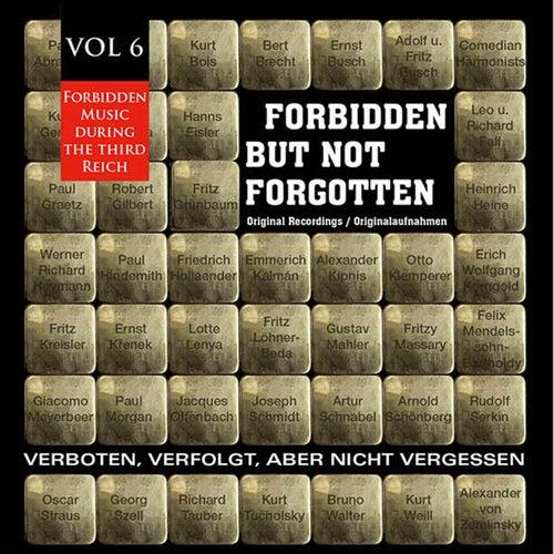 Forbidden but Not Forgotten , Vol. 6 by Various Artists
