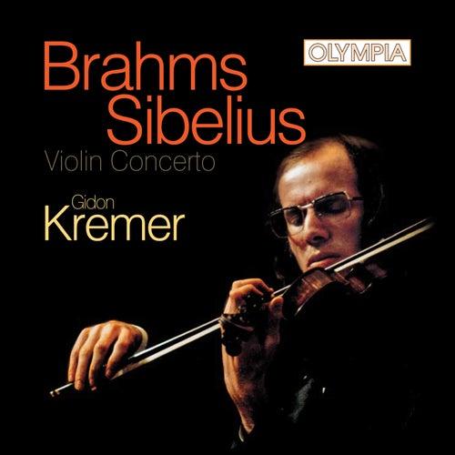 Brahms & Sibelius: Violin Concertos de Gidon Kremer