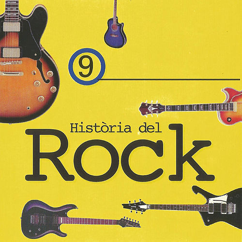 Història del Rock 9 de Various Artists