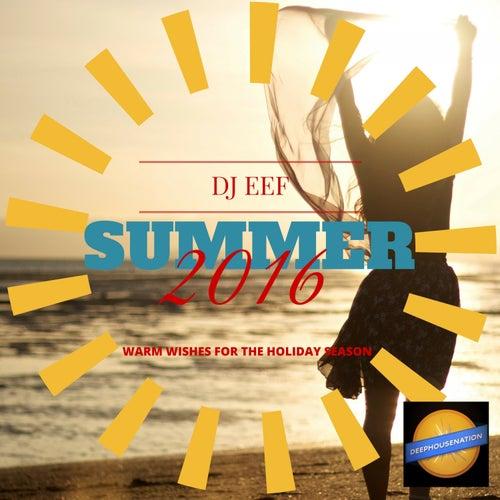 Summer 2016 de DJ Eef
