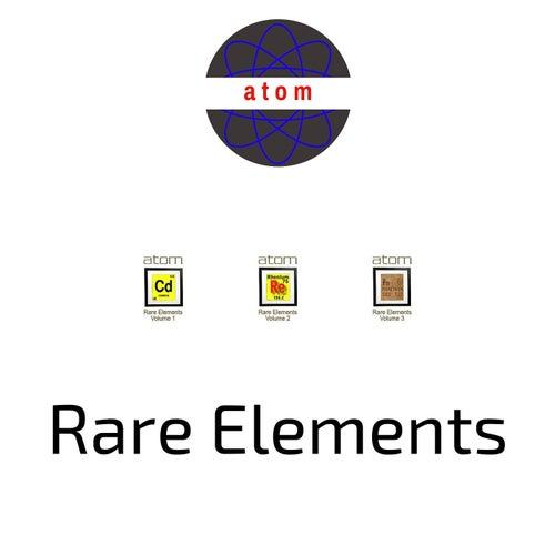 Rare Elements, Vol. 1 - 3 de Atom