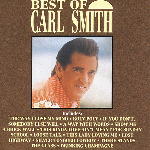 Best Of Carl Smith de Carl Smith