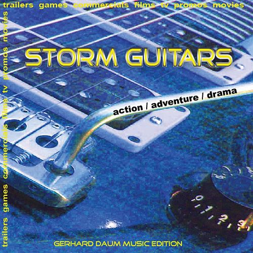 Storm Guitars by Gerhard Daum