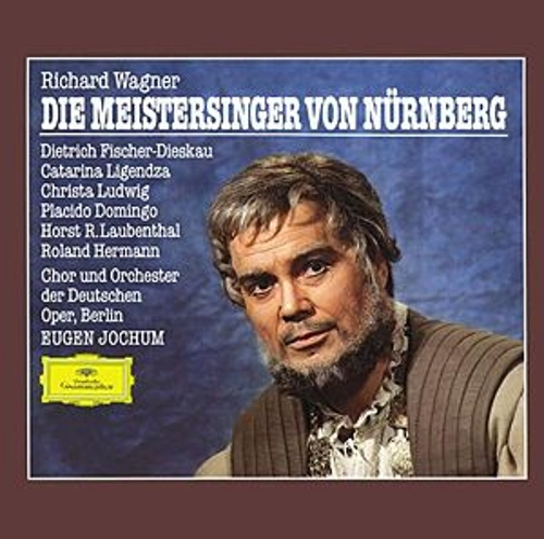 Wagner: Die Meistersinger von Nürnberg by Orchester der Deutschen Oper Berlin