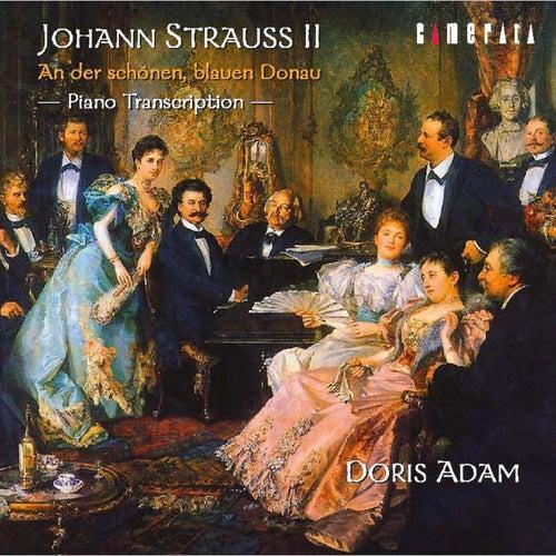 Johann Strauss II: An der schönen blauen Donau (Transcr. for Piano Solo) von Doris Adam