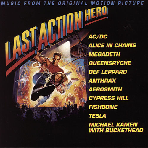 Music From The Original Motion Picture  Last Action Hero de Original Motion Picture Soundtrack