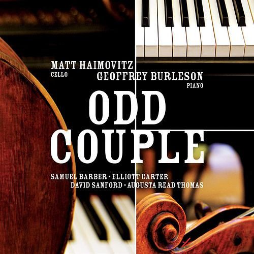 Odd Couple von Matt Haimovitz