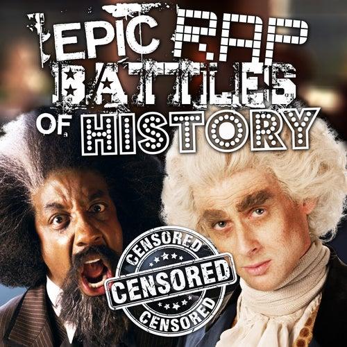 Frederick Douglass vs Thomas Jefferson by Epic Rap Battles of History