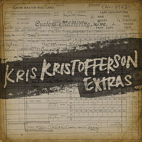 Extras by Kris Kristofferson
