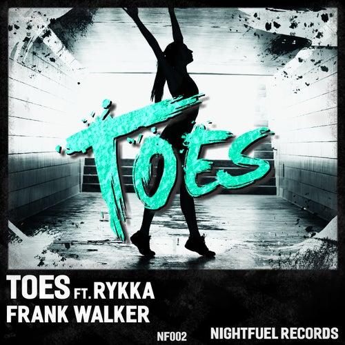 Toes by Frank Walker