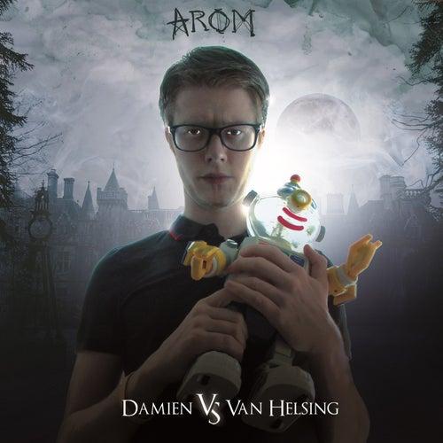 Damien VS Van Helsing by Arom